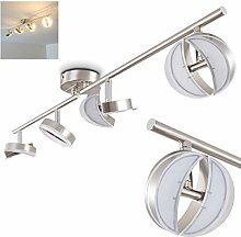 LED Ceiling Light Quinte, luminaire with 4