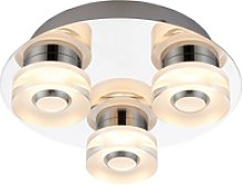 LED Ceiling Light with Colour Changing Feature -