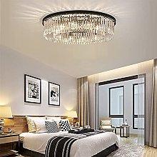 LED Ceiling Lights 8-flame Elegant Crystal Ceiling