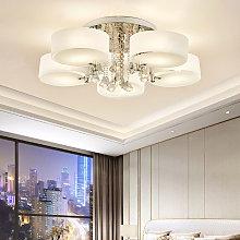 LED Crystal Ceiling Light Chandelier Lamp, 5 Head