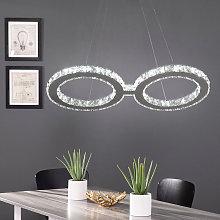 LED Crystal Ceiling Lights Chandelier Lamp, Number