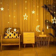 LED Curtain Light, Luminous Curtain, Bright