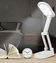 LED Dimmable Desk lamp 3 Color Table lamp with