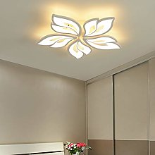 LED Dimmable Living Room Flush Mount Ceiling Light