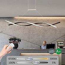 LED Dining Table Suspended Pendant Light Dimmable