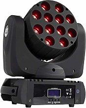 LED downlight 6in1 Moving Head Lighting DJ lights