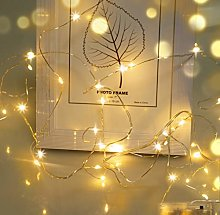 LED Fairy Lights,Cshare Battery Operated String