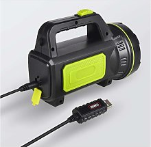 LED Flashlight, Portable Lamp Projector, LED Flash