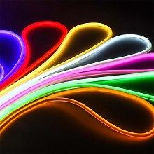 LED Flexible Strip Light Golden Yellow AC 220V SMD