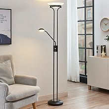 LED Floor Lamp 'Dimitra' dimmable (modern)