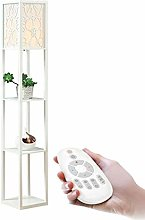 LED Floor Lamp, Remote Control Dimming