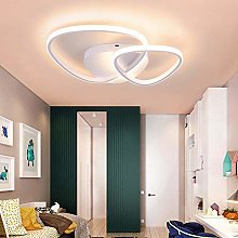 Led Flush Mount Ceiling Light Romantic Love