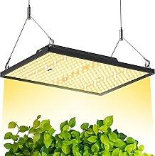 LED Grow Light, 1000W 300 LEDs(Red & IR LED