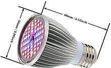 Led Grow Light Bulb, 60W Full Spectrum Grow Lights