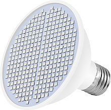 LED Grow Light Bulb for Indoor Plants Red & Blue