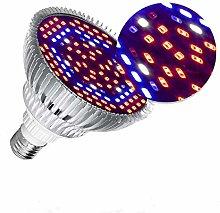 Led Grow Light Bulb Full Spectrum 50W, Upgraded