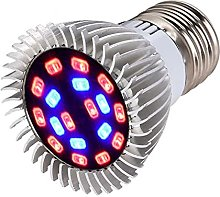 Led Grow Light Bulb Full Spectrum,E27 Plant Lamps