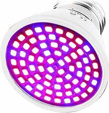 LED Grow Light Bulb, Plant Grow Lamp 220V E27 120