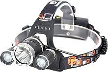 LED Headlamp Head Torch Rechargeable Waterproof
