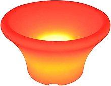 LED ice Bucket, LED Lighting Fruit bar Tray