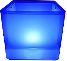 LED Ice Bucket Wine Cooler Colors Changing