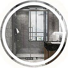 LED Illuminated Bathroom Mirror with Lights and