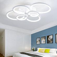 LED Light Ceiling Lights Cool White Chandelier