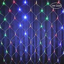 LED light net fairy lights, LED light curtain