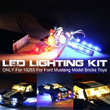 Led Lighting Kit With Battery Box Only For 10265