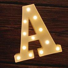 LED Marquee Letter Lights 26 Alphabet Light Up
