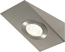 LED ME® Stainless Steel Wedge Under Cabinet LED