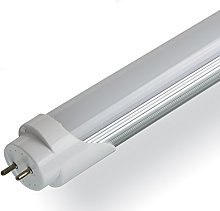 LED ME® T8 5FT 5' 24W Milky LED Tube Light