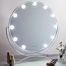 LED Mirror Light 3 Color / 10 Brightness Dimmable,