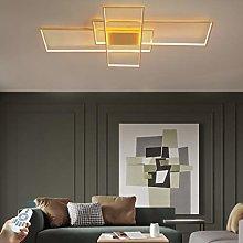 LED Modern Ceiling Lamp Dimmable Living Room