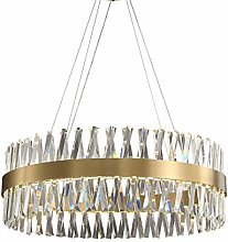LED Modern Light Luxury Crystal Chandelier,Luxury