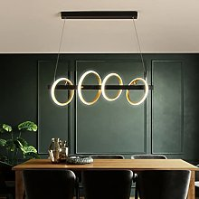 LED Modern Pendant Light Simple Hanging Lamp