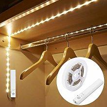 LED Motion Sensor Light Strips USB Rechargable