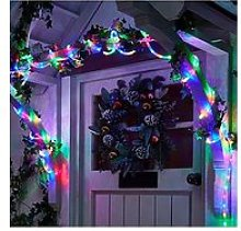 Led Multi-Coloured 5M Outdoor Christmas Rope Light