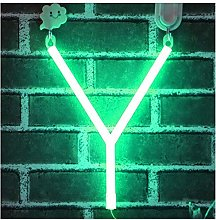 LED Neon Letter Lights, LED Neon Night Light Wall