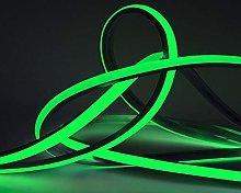 LED Neon Light 20M Green LED Flexible Strip Light