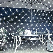 LED Net Mesh Lights Outdoor Net Lights with Remote