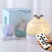 LED Night Light Projector, Galaxy Projector with
