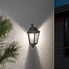 LED outdoor wall light Iesse black