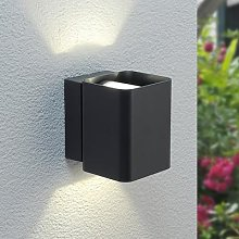 LED outdoor wall light Nikolas