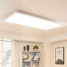 LED Panel 'Arya' dimmable in White for