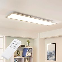 LED Panel 'Lysander' dimmable with remote