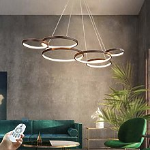 LED Pendant Light Modern Hanging Lamp Dimmable