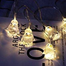 LED Penguin String Light,TriLance Animal Shape
