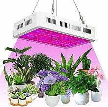 LED Plant Grow Light,1000W Double Chips Full