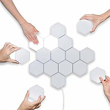 LED Quantum Lamp Hexagonal Modular Touch Sensitive